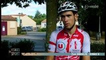 Visages du sport :  Paul Ourselin - Cyclisme