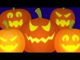 five little pumpkins | scary pumpkins | halloween song | nursery rhymes | kids songs