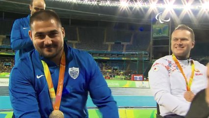 Day 2 evening - Athletics highlights - Rio 2016 Paralympic Games_14