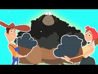 Baa Baa schwarze Schafe | Kinderlieder für Kinder