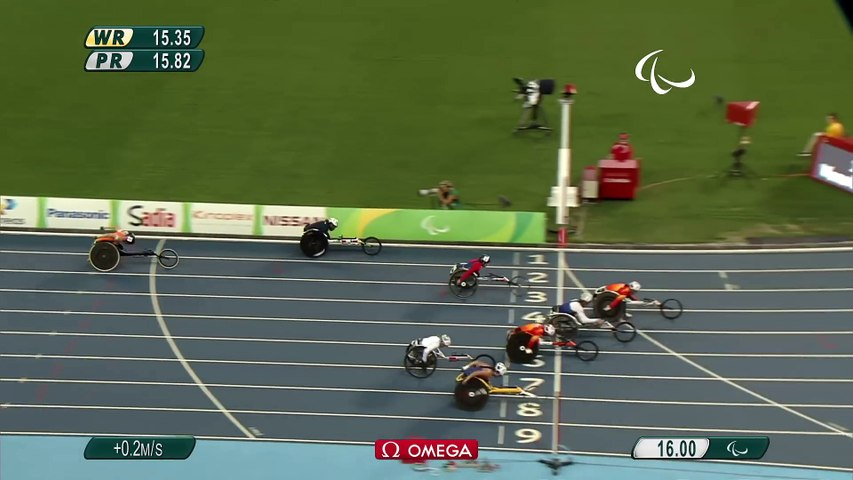 Day 2 evening - Athletics highlights - Rio 2016 Paralympic Games_9