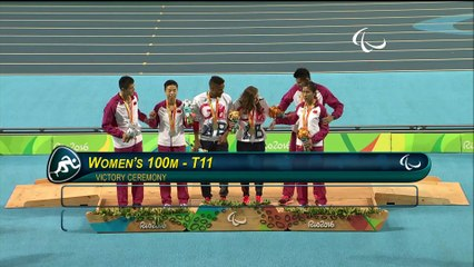 Day 2 evening - Athletics highlights - Rio 2016 Paralympic Games_16