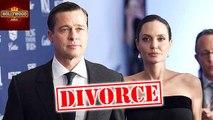 Angelina Jolie & Brad Pitt DIVORCED | Hollywood Asia
