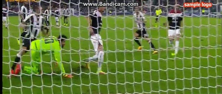 1-0 Daniele Rugani Goal HD Juventus 1-0 Caligari - HD (21.09.2016)