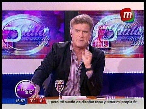 Fede Bal enojado por las acusaciones hacia Santiago Bal