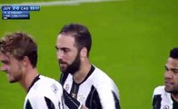 2-0 Gonzalo Higuaín Great Goal HD - Juventus F.C. vs Cagliari Calcio - Serie A - 21/09/2016 HD