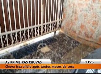 AS PRIMEIRAS CHUVAS