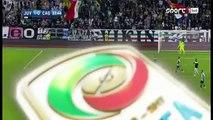 Juventus FC 2-0 Cagliari Calcio ALL GOALS Italian Calcio League Serie A