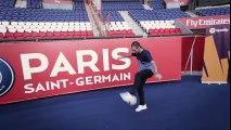 Les parisiens en plein freestyle avec Séan Garnier