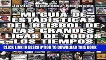 [PDF] Mi Guía De Estadísticas Del Beisbol De Las Grandes Ligas De Todos Los Tiempos 1871-2010