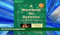 Enjoyed Read A Workbook for Dyslexics, 3rd Edition
