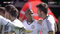 Northampton Town 1-3 Manchester United All Goals & Full Highlights 21.09.2016 HD
