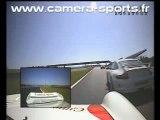 caméra embarquée Porsche 964 CUP - camera embarquee course