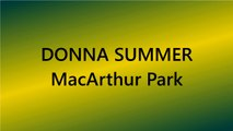 Donna Summer - Macarthur Park Live! `1999 – Видео Dailymotion