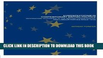 [PDF] Euroscepticism in Contemporary British Politics: Opposition to Europe in the Conservative