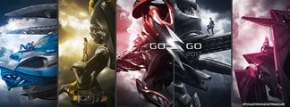 First Power Rangers Trailer Landing Soon and Dinozords Featured in Character Posters