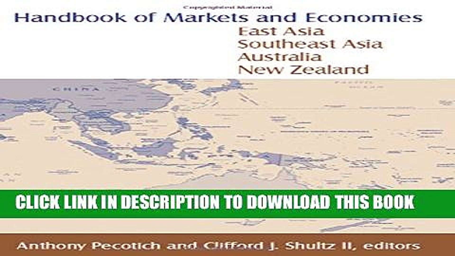 Map Of Southeast Asia Australia And New Zealand.Read Pdf Handbook Of Markets And Economies East Asia Southeast Asia Australia New Zealand