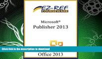 READ  Microsoft Publisher 2013: Student Manual FULL ONLINE