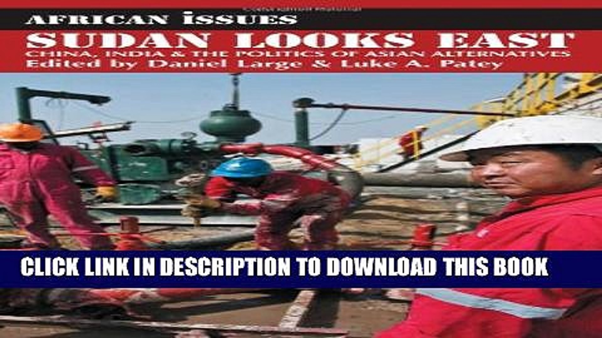 [Read PDF] Sudan Looks East: China, India and the Politics of Asian Alternatives (African Issues)
