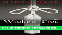 [PDF] Wicked Ties (A Wicked Lovers Novel) Full Online