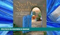 PDF [FREE] DOWNLOAD Open Door to Spanish: A Conversation