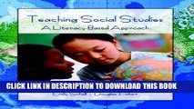 [PDF] Teaching Social Studies: A Literacy-Based Approach Full Online
