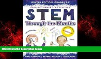 EBOOK ONLINE  STEM Through The Months - Winter Edition: for Budding Engineers, Mathematicians,