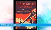 Big Deals  The Rising Tide of Color against White World Supremacy  Best Seller Books Best Seller