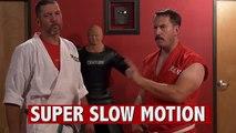 Master Ken 100 coups en 1 seconde