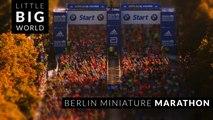 Berlin Miniature Marathon (4k -Time Lapse- Tilt Shift)