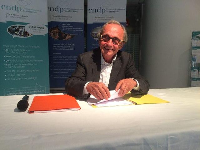 Audition d'André Crocherie, 22 septembre 2016