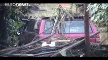 Inondations et glissements de terrains meurtriers en Indonésie