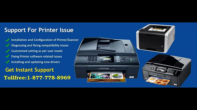 Technical Support Engineers (1-877-778-8969) Brother Printer tech Support Phone Number