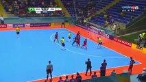 Futsal: Le superbe coup franc de Falcao