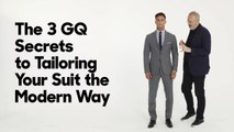 How to Make Your Suit Look Like It Came from the Pages of GQ