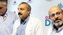 Akhisarspor, Özel Doğuş Hastanesi ile sağlık sponsorluğu anlaşması imzaladı