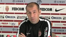 Foot - L1 - Monaco : Jardim «Sur ce genre d'action, c'est rouge»