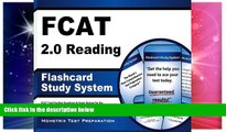 Big Deals  FCAT 2.0 Reading Flashcard Study System: FCAT Test Practice Questions   Exam Review for