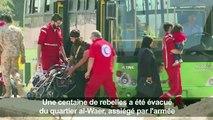 Syrie: début de l'évacuation du dernier quartier rebelle de Homs