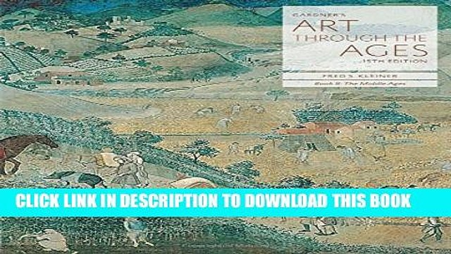 [Read PDF] Gardner s Art through the Ages: Backpack Edition, Book B: The Middle Ages Download Online