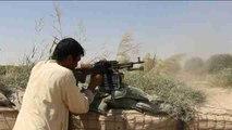 Ejército afgano continúa ofensiva contra talibanes en Helmand