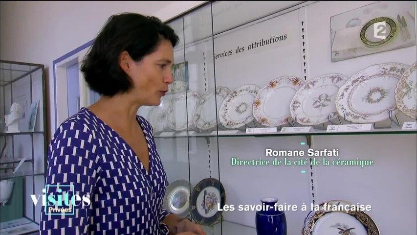 La Manufacture de Sèvres - Reportage - Visites privées