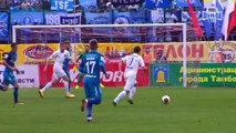 FC Tambov 0-5 Zenit Petersburg All Goals and Full Highlights 22.09.2016 HD