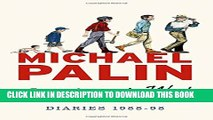 New Book Travelling to Work: Diaries 1988--1998 (Michael Palin Diaries)