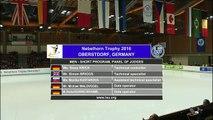 2016 Nebelhorn Trophy - Oberstdorf Germany