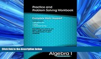 Online eBook HIGH SCHOOL MATH 2011 ALGEBRA 1 ALL-IN-ONE STUDENT WORKBOOK GRADE 8/9