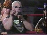 WCW - Scott Steiner 'shoots' on Ric Flair (2000-02-07 Nitro)