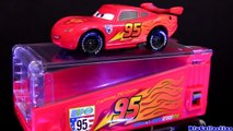 Cars 2 Tomica Shooter Box Launcher Lightning McQueen Takara Tomy toys Disney Pixar Toys Collection