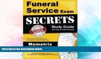 Big Deals  Funeral Service Exam Secrets Study Guide: Funeral Service Test Review for the Funeral