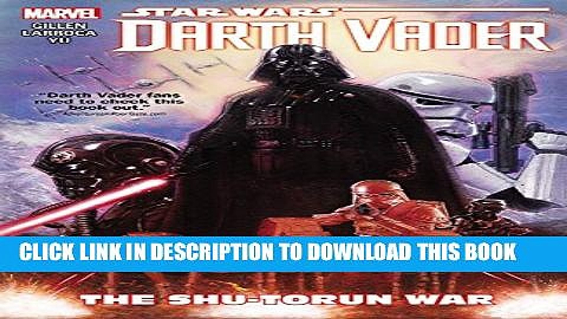 [PDF] Star Wars: Darth Vader Vol. 3: The Shu-Torun War (Star Wars (Marvel)) Full Colection